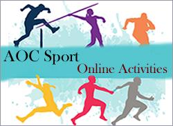 AOC Sports Online Activities