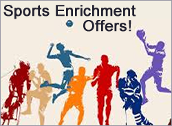 Sports Enrichment Offers